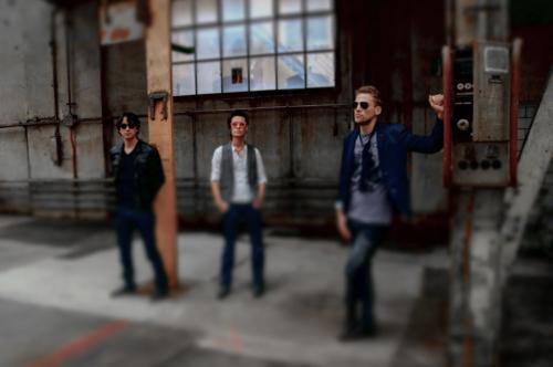 Gurus of Now - Garage Rock Band Zurich