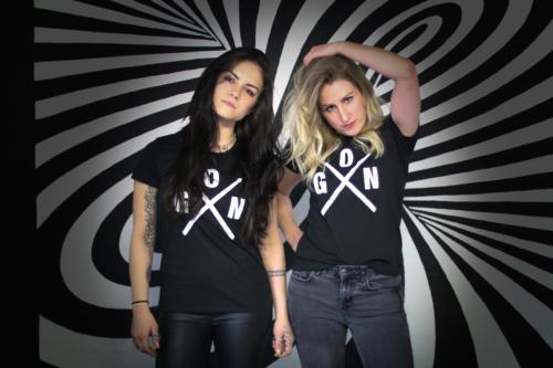 Gurus of Now - Alternative Rock Band - T-Shirts Girls