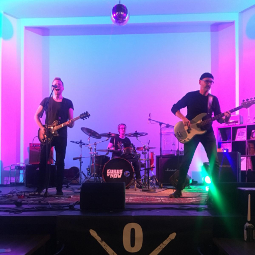 Gurus of Now - Alternative Rock Band - nova pfäffikon